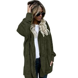 Liraly Womens Coats Winter Clearance! Womens Coats,Fashion Hooded Long Coat Jacket Hoodies Parka ...