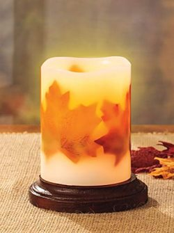 Realistic Flickering Flame – Authentic Candle Light for a Relaxing, Beautiful Home; Real W ...