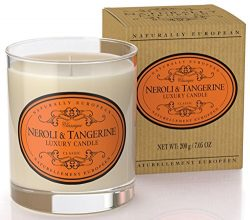 Naturally European Neroli & Tangerine Luxury Candle 200g