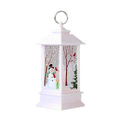 1PC Christmas Light-Vovomay Christmas Candle with LED Tea Light Candles for Christmas Decoration ...
