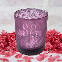lEPECQ Votive Candle Holder, Valentine's Day Table Decoration, Oversize 4.92″ H Teal ...