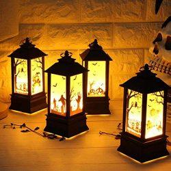Halloween Candle LED Light, Elevin(TM) Halloween Candle LED Tea Light Candles Halloween Party De ...