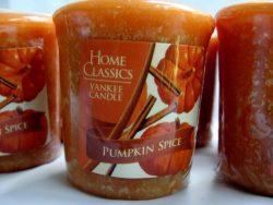 Yankee Candle Pumpkin Spice Votive