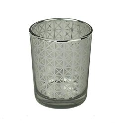 Mome ʕ •ᴥ•ʔGlass Candlestick ʕ •ᴥ•ʔ1PC Mercury Glass Votive Tealight Candle Holders – Clas ...