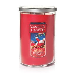Yankee Candle Large 2-Wick Tumbler Candle, Christmas Eve