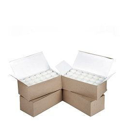 D'light Online 15 Hour White Unscented Votive Candles Wedding and Emergency Survival Lumin ...