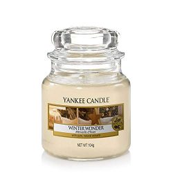 Yankee Candle Small Jar Scented Candle, Winter Wonder