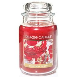 Yankee Candle Christmas Punch Large Jar Candle