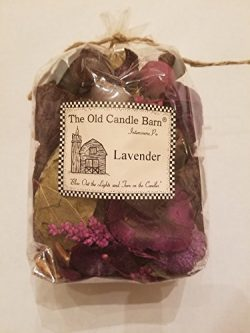 Lavender Potpourri – Perfect For Spring and Summer But Can Be Used All Year Long – D ...
