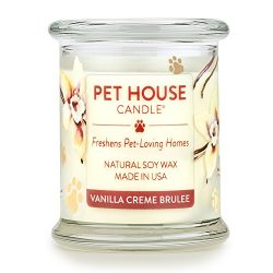 One Fur All 100% Natural Soy Wax Candle, 20 Fragrances – Pet Odor Eliminator, Appx 60 Hrs  ...