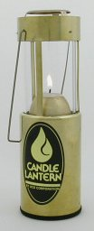 UCO Original Candle Lantern, Brass
