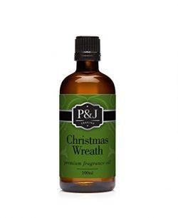 Christmas Wreath Fragrance Oil – Premium Grade Scented Oil – 100ml/3.3oz