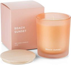 Venta Scented Candles, Beach Sunset