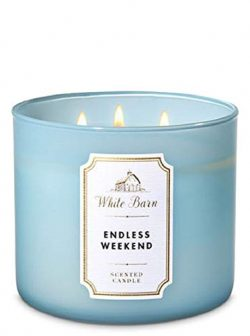 White Barn Endless Weekend 3-Wick Candle 2019