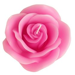 ILIKEPAR Birthday Candles Roses Candles Smokeless Cake Topper Candle for Mother's Day Part ...