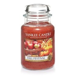 Yankee Candles Fall Festival Large Jar Candle