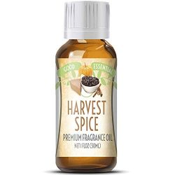 Harvest Spice Scented Oil by Good Essential (Huge 1oz Bottle – Premium Grade Fragrance Oil ...