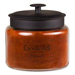 CROSSROADS ORIGINAL DESIGNS Crossroads Pumpkin Spice Scented 4-Wick Candle, 64 Ounce