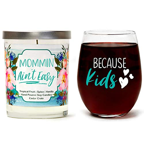 """Because Kids"" Mother's Gift Set 