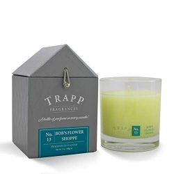 Trapp 2 oz Poured Candle No. 13 Bob's Flower Shoppe