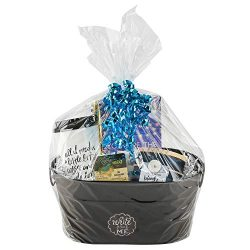 Mardel Gift Basket for Mothers – 6 Item Set – You are The Light of The World