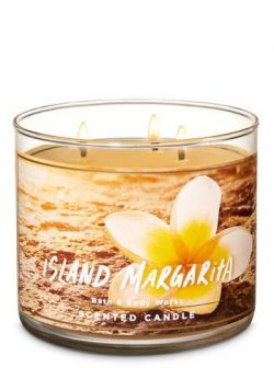 Bath & Body Works Island Margarita 3-Wick Candle
