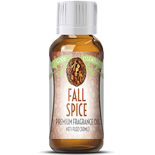 Fall Spice Scented Oil by Good Essential (Huge 1oz Bottle – Premium Grade Fragrance Oil) & ...
