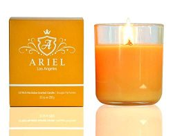 Ariel CITRUS Revitalize Candle | 9.1 oz in beautiful reusable glass