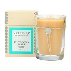 Votivo, Candle White Ocean Sands