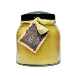 A Cheerful Giver A Honeysuckle Vanilla 34 oz. Papa Jar Candle, 34oz