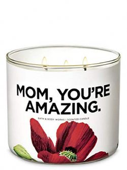 3 Wick Candle 14.5 oz Mom You're Amazing in Watermelon Lemonade
