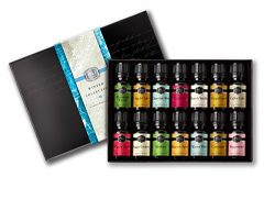 Winter Set of 14 Premium Grade Fragrance Oils – 10ml