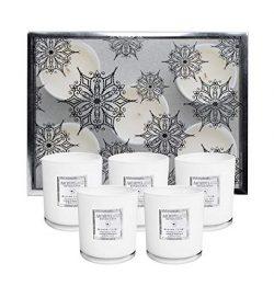Archipelago Winter Frost Votive Candle Gift Set