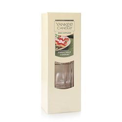 Yankee Candle Reed Diffuser, Christmas Cookie
