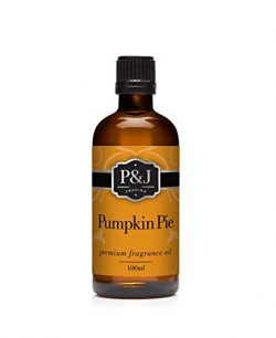 Pumpkin Pie Fragrance Oil – Premium Grade Scented Oil – 100ml/3.3oz