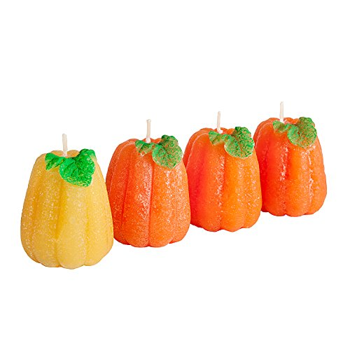 Candle Atelier 'Small Pumpkin' – Thanksgiving and Halloween Decoration Handmad ...