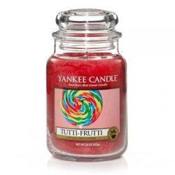 Yankee Candle Tutti-Frutti Large Jar Candle by Yankee Candle Company
