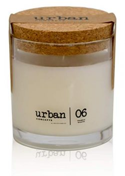 DecoCandleS Urban Concepts Lush- Mango Guava – Highly Scented Candle – Long Lasting  ...