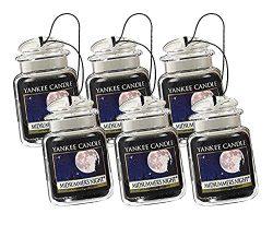 Yankee Candle Midsummer Night Ultimate Car Jar – (Pack of 6)