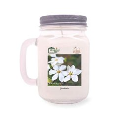 Country Jar Gardenia Soy Candle (14.5 oz. Mason Jar) Spring Pick-3 Sale! See Details.