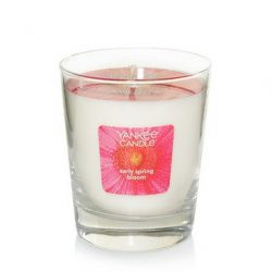 Yankee Candle Early Spring Bloom Special Edition Tumbler Candle, Floral Scent