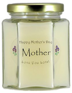 Just Makes Scents Mother Mothers Day Candle – Gardenia Scented Candle – Hand Poured  ...