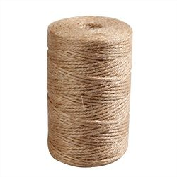 Z&S Groups Package Twine interior decorating-natural twine used Wedding/Christmas,Gift Box a ...