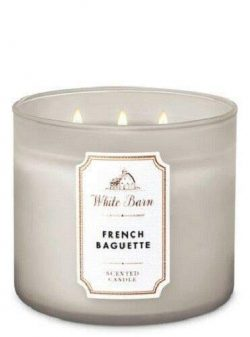 White Barn French Baguette 3 Wick Candle 2019