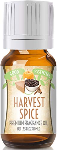 Harvest Spice Scented Oil by Good Essential (Premium Grade Fragrance Oil) – Perfect for Ar ...