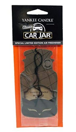 Yankee Candle Witches' Brew Halloween Car Jar Air Freshener – Yankee Candle Car Jar  ...