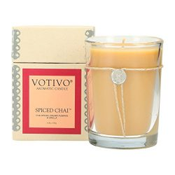 Votivo Aromatic Candle – Spiced Chai