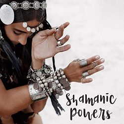Shamanic Powers – Spiritual Evocation, Soul Healing, State of Ecstasy, Clear Negative Ener ...