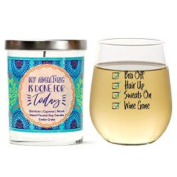 """Bra Off Hair Up"" Gift Set 