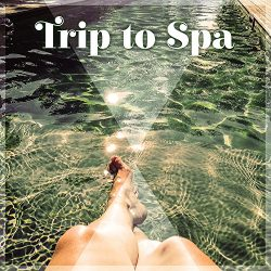 Trip to Spa – Natural Water, Flower Aromatherapy, Tinted Light, Small Candles